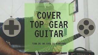 Cover TOP GEAR do Ozielzinho