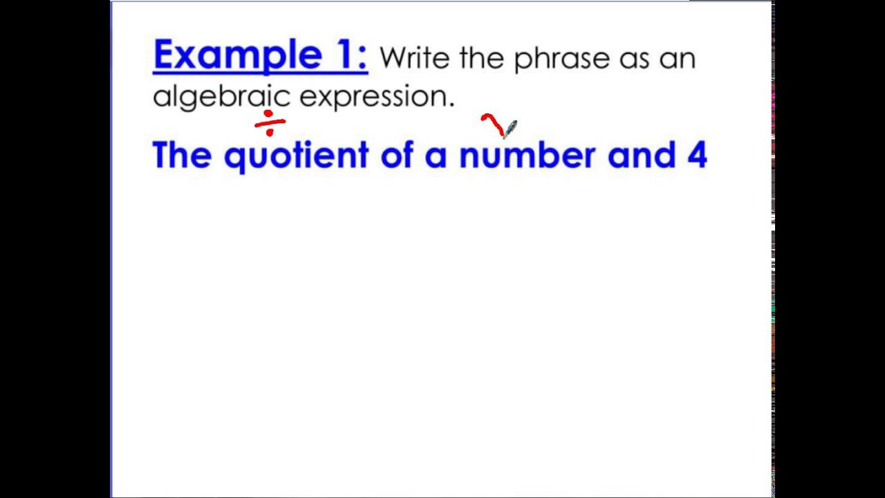 Evaluate Algebraic Expressions By Substitution Worksheets Solutions