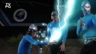 "The Aquabats! Super Show! ""LadyFingers!"" (Promo) The Hub"