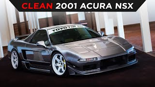 homepage tile video photo for 2001 MARGA HILLS ACURA NSX | #TOYOTIRES | [4K60]