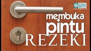 Gambar cover MEMBUKA PINTU REZEKI | TAFSIR SINGKAT ANNUR : 32 | UST. ZULKIFLI M. ALI, LC, MA.