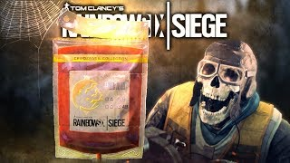 HALLOWEEN ALPHA PACKS - Rainbow Six Siege [DE]