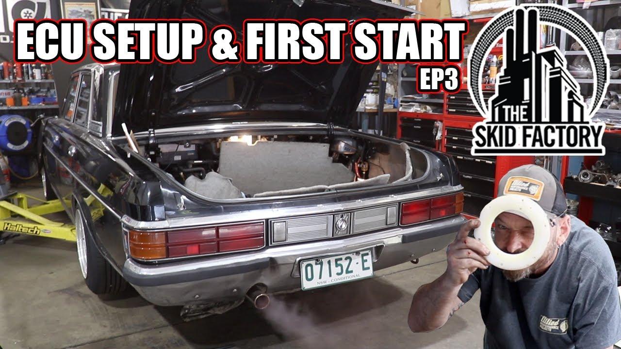 Disrespected Fuel tank & First Start - Nissan President Ep3
