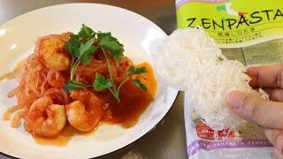 Zen Pasta Devil's Tongue Noodles