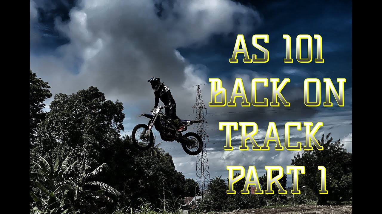 AS101 BACK ON TRACK PART 1