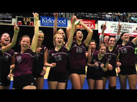 REVIEW REWIND - State VB Semifinals