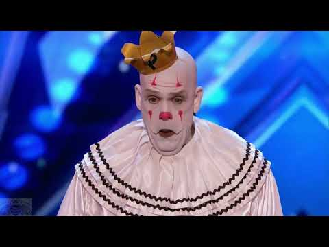 Puddles Pity Party All performances | America's got talent
