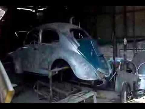 Old VW rescue workshop - Jakarta MBBC