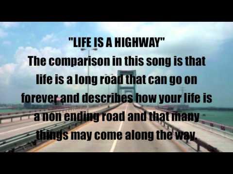 Metaphors in Songs