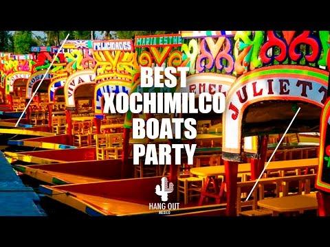Xochimilco Boats Party | Round 2