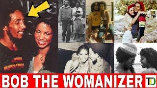 Bob Marley's MANY Women - Teach Dem