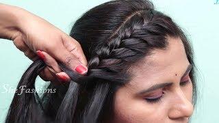 Easy hairstyles/Simple Hairstyles/Hair style girl/party hairstyles/Awesome hairstyles/Hairstyle