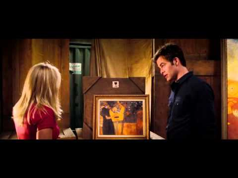 This Means War - Movie Clip - Finger Painting