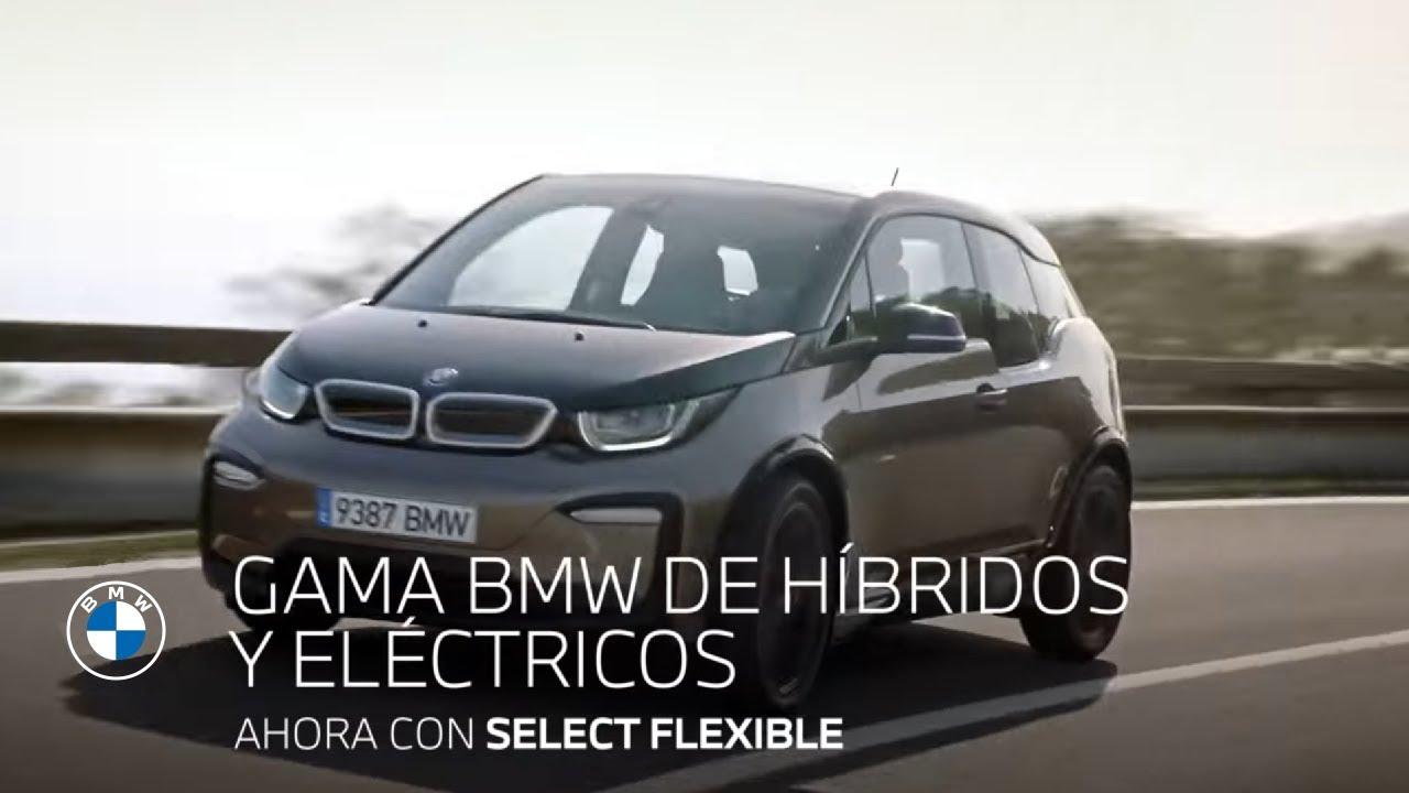 BMW Select Flexible: Elegir bien es poder cambiar de opinión.