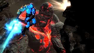 God of War III Kratos vs Titan and The God of Speed Hermes! Savage Kill The Ghost of Sparta..