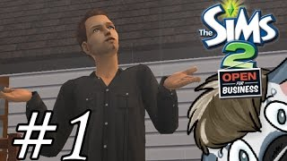 The Sims 2 Open for Business | Part 1 | Create a Sim!