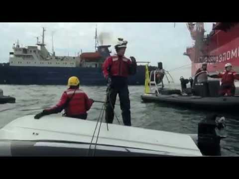 Как Гринпис с Газпромом в Арктике встретился