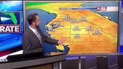 Florida's Most Accurate Forecast with Jason on Thursday, December 27, 2018