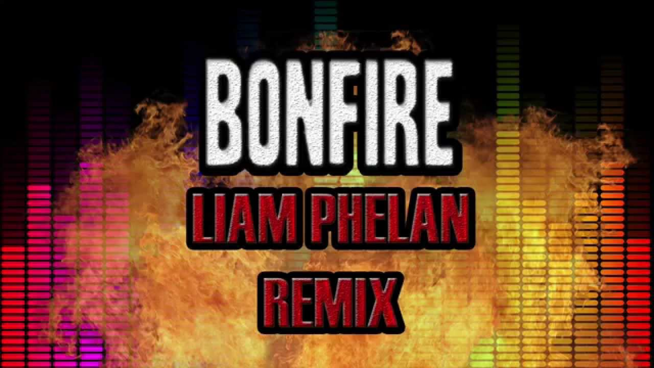 CHILDISH GAMBINO: BONFIRE LIAM PHELAN REMIX - YouTube