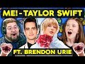 Generations React To Taylor Swift   ME   feat  Brendon Urie of Panic  At The Disco MP3
