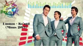 Ummon   Ko'ngil (Minus 2014)