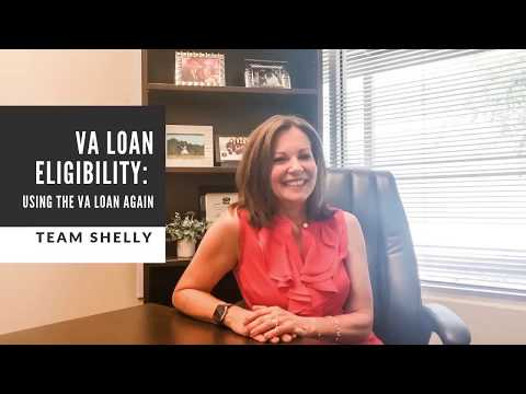 VA Loan Eligibility: Using the VA Loan Again