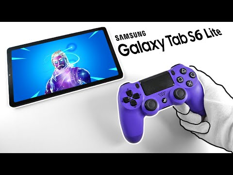 Samsung Galaxy Tab S6 Lite Unboxing - Android Tablets Strike Back!