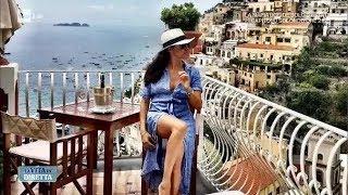 Il Principe Harry e Meghan Markle in viaggio di nozze a Positano? - La vita in diretta 10/05/2018