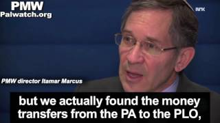 PMW report on PA salaries to terrorists debated on Norway TV