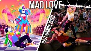 Just Dance 2019 - MAD LOVE Sean Paul & David Guetta ft. Becky G   Full Gameplay