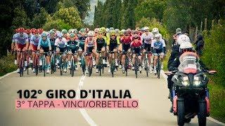 Giro d'Italia 2019 - 3° Tappa Vinci / Orbetello