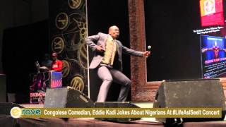 Congolese Comedian Eddie Kadi39s Jokes At LifeAsISeeIt