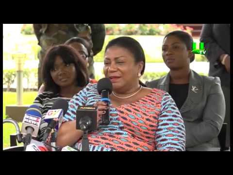 Gov't will deliver on all its promises - First Lady, Rebecca Akufo-Addo