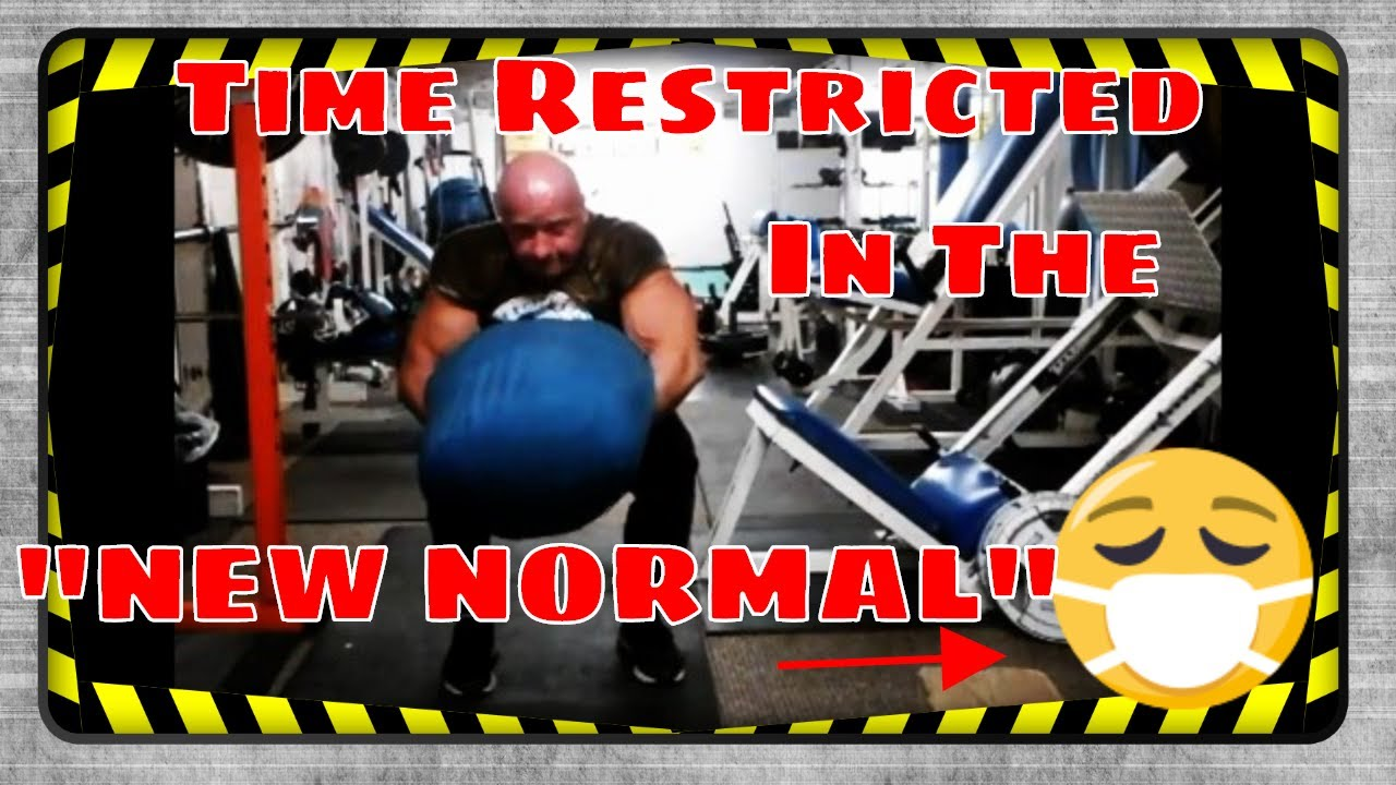 "Two Day A Week Training Plan For The Time Restricted In The ""New Normal"" Gym Environment?"