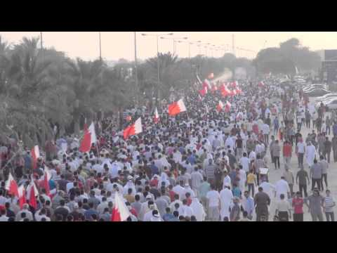 #Bahrain English report: Opposition Back to Streets