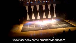 Festival de Dança Opus Ballet Studio 09-12-12 (Samba de Gafieira)