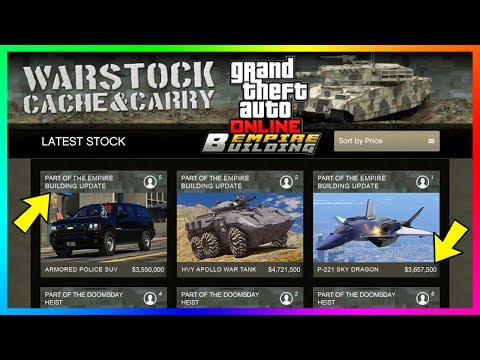 GTA Online Kingpin Empire DLC Prices, GTA 5 Shutting Down, NEW Naval Update Content & MORE! (QNA)