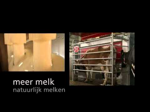 Lely Astronaut A4 - Product video (Dutch)