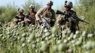 НАТО и США ведут войну в Афганистане