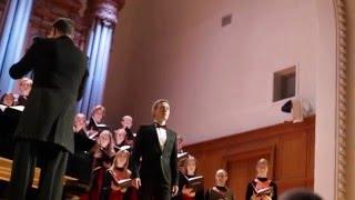 Камерный хор Московской консерватории - Очи черные
