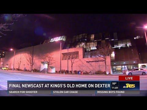 Seattle KING5 News - Final Show on Dexter -  12 February 2016