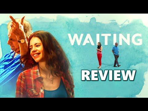 Download Waiting Movie (2016) | Naseeruddin Shah, Kalki Koechlin | Live Movie Review