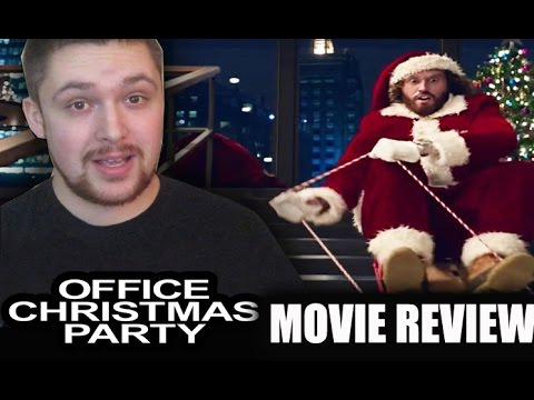 office christmas party movie review by justinwatchesmovies critics