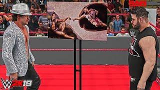 WWE 2K19 Festival of Friendship: Kevin Owens Attacks Chris Jericho! (WWE RAW Moment)