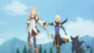 Tales of Symphonia Dawn of the New World Japanese Opening
