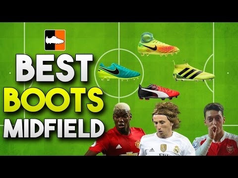Best Boots for Midfielders Top Soccer Cleats for Passing & Assisting