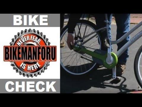 The Curious Trek Lime - Bike Check & Repair - BikemanforU Show S4E16