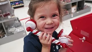 Targets Wonderland Christmas Holiday Shopping