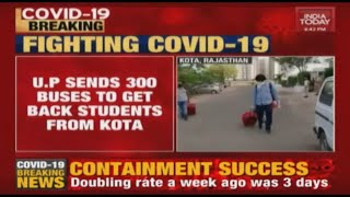 Nitish Kumar Slams UP Govt For Sending Buses To Bring Back Stranded Students In Kota