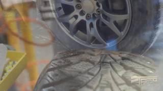 Ремонтный шип(Ремонтный шип, ошиповка шин, дошиповка, вторичная ошиповка., 2016-10-06T13:33:06.000Z)